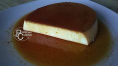 Crème renversée au caramel, version Cook'in