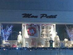 Vitrine loja Mon Petit 2013