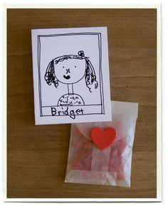 i love this cute and original Valentines idea by Brooke of Inchmark. Little A would love this! Maybe next year.