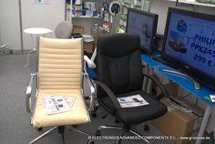 También de Piqueras y Crespo estos sillones. Más de un visitante puede dar fe de su comodidad. Más información: comercial@grupoeac.es