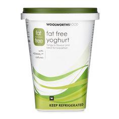 Fat Free Yoghurt 500g