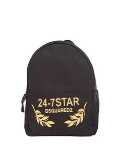 b5c30c5c1a8 DSQUARED2 Dsaquared2 Backpack.  dsquared2  bags  leather  polyester   backpacks  cotton