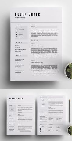 50 Best Resume Templates Of 2020 - 45