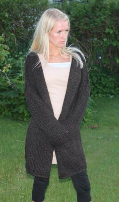Nice #cardigan in #wool made by #wadils#