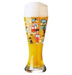 Ritzenhoff Weizen Weizenbierglas Nils Kunath F14
