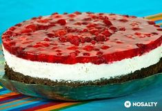 Mákos-mascarponés gyümölcstorta Easter Recipes, My Recipes, Healthy Recipes, Xmas Dinner, Cookery Books, Sweets Cake, Pinterest Recipes, Cakes And More, Cupcake Recipes