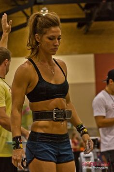 Why wouldn't you love Crossfit with a body like that? #CFLife