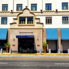 The Padre Hotel. Bakersfield California. How Bakersfield does glam. ;) Photo by Shawna Casey. Go explore!