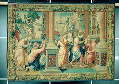 7. Die Heilung des alten Tobit Medieval Manuscript, Renaissance, Painting, Art, Healing, Art Background, Painting Art, Kunst, Paintings