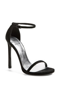 Stuart Weitzman 'Nudist' Sandal available at #Nordstrom