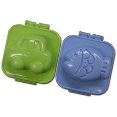 I'm really into bento right now. Should I, or should I not buy these cute egg molds?