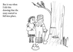 Neal Layton: How I made my book The Tree – in pictures   Children's books   The Guardian