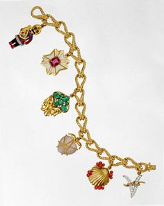 bracelet by {this is glamorous}, via Flickr