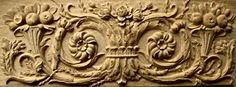 acanthus arhitectural wood carvin - Google Search