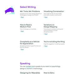 Fonts Used: Sailec #Typewolf Typography Inspiration