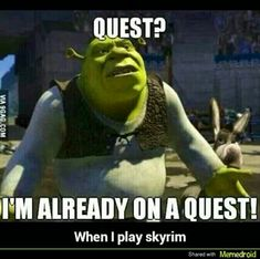 Skyrim quests