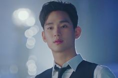 "tvN Responds After Kim Soo Hyun's Cameo In ""Hotel Del Luna"" Leads To Hopes For Potential Season Hyun Soo, Jun Ji Hyun, Korean Wave, Korean Star, Lee Jong Suk, Descendents Of The Sun, Park Hae Jin, Best Kdrama, Park Bo Young"