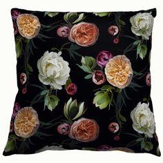 """""""Enchanted"""" by Dayna Embrey for Guildery.com   Textile Design   Home Decor   daynaembrey.com"""