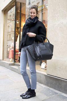 パリジェンヌお気に入りのバッグは? パリスナップ。|ファッション(流行・モード)|VOGUE