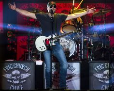 Eric Church sang of sin, salvation and Jack Daniel's at the Bayou Country Superfest | NOLA.com