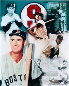 Ted Williams, the Greatest hitter, pilot, and flyfisherman......real life John Wayne.