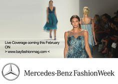Fashion Week in February in NYC...
