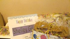 Items similar to Happy Birthday/Gift Box Pralines! A Taste of New Orleans, Rosalyn's Pralines, the best in quality and taste where you cannot eat just one! on Etsy Taste And See, Happy Birthday Gifts, Kind Words, Special Day, New Orleans, How To Memorize Things, Presents, Box, Chock Full