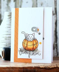 Simon Says Clear STAMPtember® Stamps HEY PUMPKIN SSS101363 images - Google Search