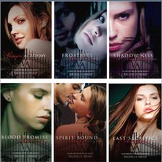 The best vampire book series out there!!