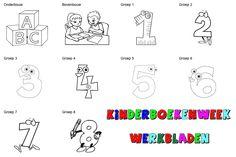 Kinderboekenweek Werkbladen