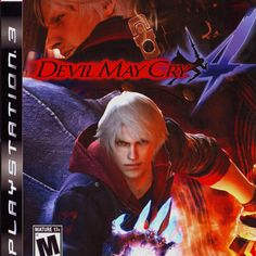 Devil May Cry 4 full walkthrough on W&S.