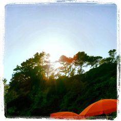 Cala Longa Beach, Monte Argentario, Tuscany