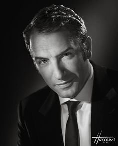Jean Dujardin. He has the face for a retro photograph.