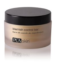 PCA Skin Blemish Control Bar - pHaze 32, 3.4 oz - is an anti-bacterial cleanser with salicylic acid and sulfur that helps to clear skin from blemishes and acne. It contains keratin-softening agents to prevent scarring from acne and won't leave the skin dry and flaky.