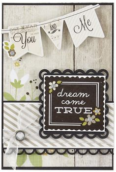 New Simple Stories The Story of Us - Scrapbook.com - Made with Simple Stories The Story of Us collection.