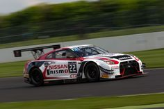 Image for Nissan GT-R NISMO GT3 Blancpain Widescreen Wallpaper