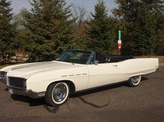 AutoTrader Classics - 1967 Buick Electra Convertible White 8 Cylinder Automatic 2 wheel drive | American Classics | Minnetonka, MN