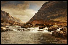 Glencoe Valley - Argyll, Argyll and Bute