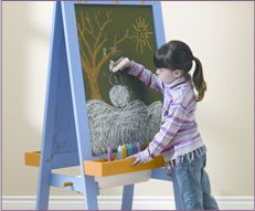 Diy creative kids art easel get the free plans for this project diy projects for kids free woodworking plans for kids furniture from woodworking plans 4 solutioingenieria Gallery