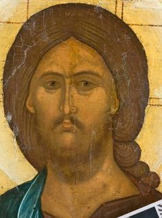 Images Of Christ, Winslow Homer, Byzantine Icons, Christian Art, Jesus Christ, Christianity, Artwork, Painting, Orthodox Icons
