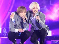Yesung and Eunhyuk ❤❤