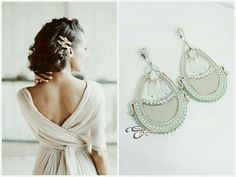 #simonarotaris #beadembroidery #handmadejewelry #soutache