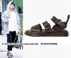 Resultado de imagen para kim taehyung sandals