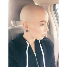 Haircut headshave and bald fetish blog for people who are bald balding hairstyles cool hairstyles for girls girl hairstyles hair evolution bald hair haircut style going bald short cuts bald women solutioingenieria Images