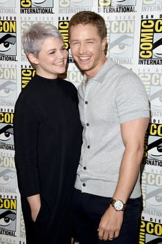 Ginnifer Goodwin Tries Out Lavender - Silver Hair Trend 2