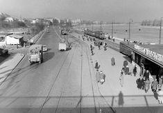 1962, Árpád fejedelem útja, HÉV végállomás