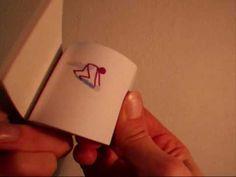 Paper Toys: Flipbook