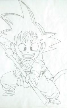 Goku childhood