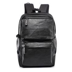 Women Men Backpack Designer Brand 2016 New Fashion Laptop Backpack Women's Casual Personality Shoulder PU Leather School Bag