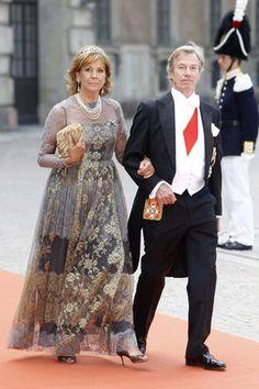Boda de Carlos Felipe de Suecia y Sofia Hellqvist: el toque español del vestido de la novia